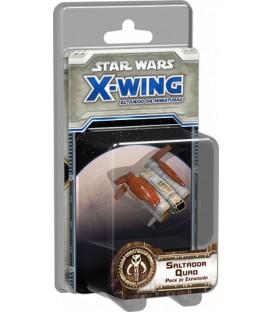 Star Wars X-Wing: Saltador Quad (Blíster oscurecido)