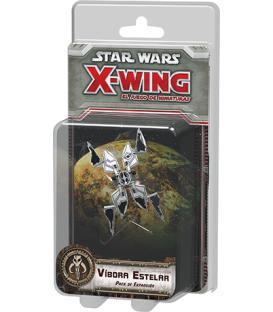 Star Wars X-Wing: Víbora Estelar (Blíster roto)