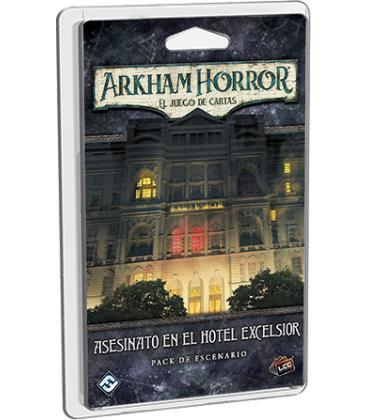 Arkham Horror LCG: Asesinato en el Hotel Excelsior