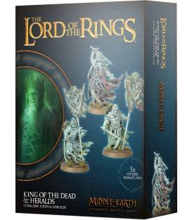 Middle-Earth Strategy Battle Game: King of the Dead & Heralds