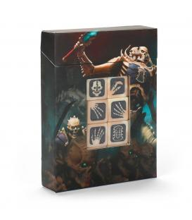 Warhammer Age of Sigmar: Ossiarch Bonereapers Dice