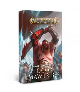 Warhammer Age of Sigmar: Ogor Mawtribes (Tarjetas de Hoja de Unidad)