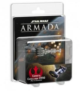 Star Wars Armada: Corbeta Corelliana CR90 (Etiqueta antirrobo)