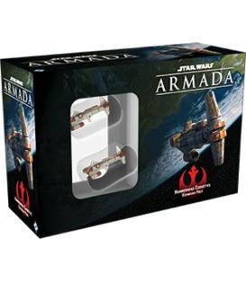 Star Wars Armada: Corbetas Cabeza de Martillo (Caja magullada)