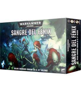 Warhammer 40,000: Sangre del Fénix