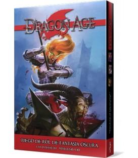 Dragon Age: Caja Intermedia (Set 2) (Caja con roces)