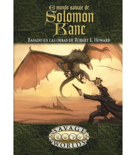 Savage Worlds: Solomon Kane