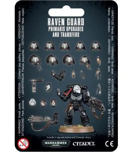 Warhammer 40,000: Raven Guard (Primaris Upgrades and Transfers)