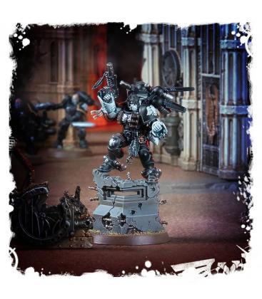 Warhammer 40,000: Raven Guard (Kayvaan Shrike)