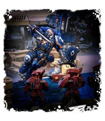 Warhammer 40,000: Space Marines (Primaris Lieutenant in Phobos Armour)