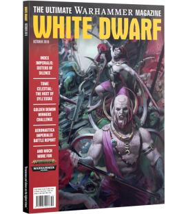 White Dwarf: October 2019 (Inglés)
