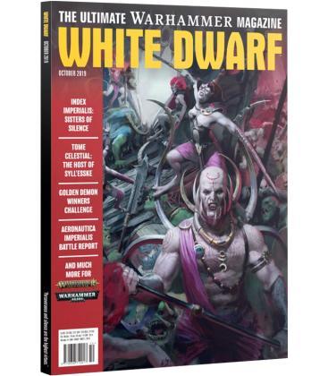 White Dwarf: October 2019