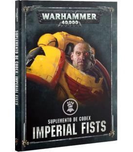 Warhammer 40,000: Imperial Fists (Suplemento de Códex)
