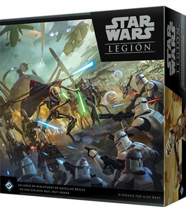 Star Wars Legion: Las Guerras Clon