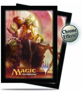 Magic the Gathering: Fundas Ilustradas Ultra Pro Commander Daretti (120)