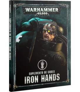 Warhammer 40,000: Iron Hands (Suplemento de Codex)