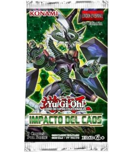 Yu-Gi-Oh! Impacto del Caos (Sobre)