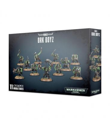 Warhammer 40,000: Orks Ork Boyz