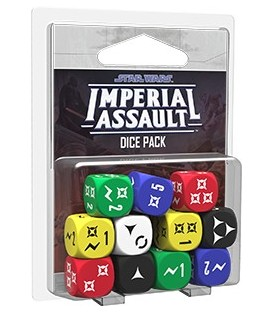 Star Wars Imperial Assault: Set de Dados
