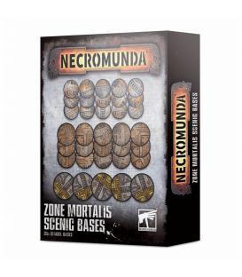 Necromunda: Zone Mortalis (Scenic Bases)