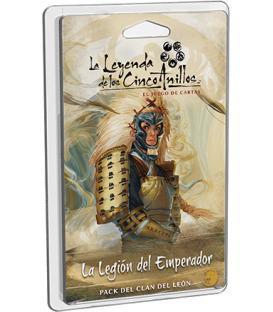 La Leyenda de los Cinco Anillos LCG: La Legión del Emperador (Pack del Clan del León)