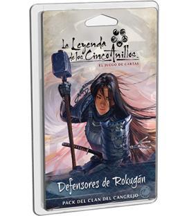 La Leyenda de los Cinco Anillos LCG: Defensores de Rokugán (Pack del Clan del Cangrejo)