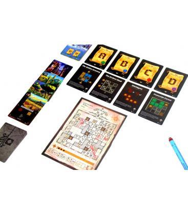 Cartógrafos: Un Relato de Roll Player