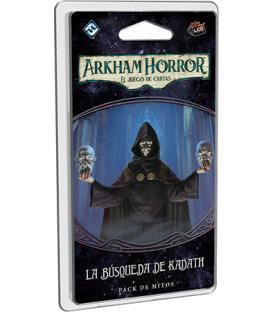 Arkham Horror LCG: La Búsqueda de Kadath / Los Devoradores de Sueños 1