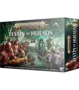 Warhammer Age of Sigmar: Festín de Huesos