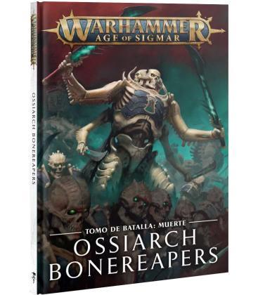 Warhammer Age of Sigmar: Ossiarch Bonereapers (Tomo de Batalla)