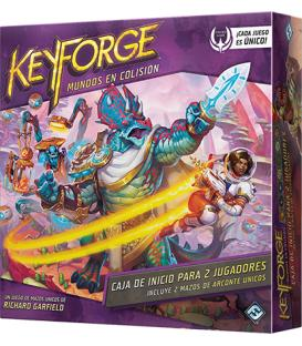 Keyforge: Mundos en Colisión (Caja de Inicio)