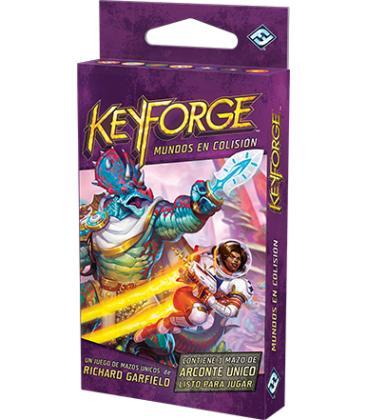 Keyforge: Mundos en Colisión (Mazo)