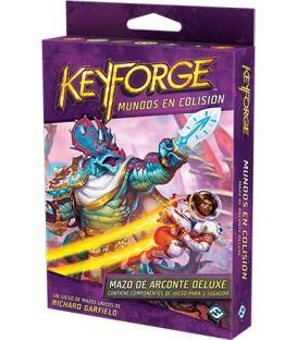Keyforge: Mundos en Colisión (Mazo Deluxe)