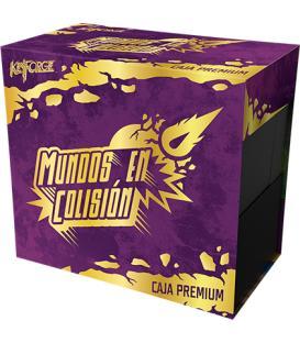 Keyforge: Mundos en Colisión (Caja Premium)