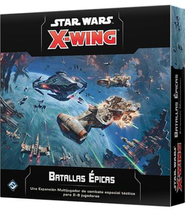 Star Wars X-Wing 2.0: Batallas Épicas