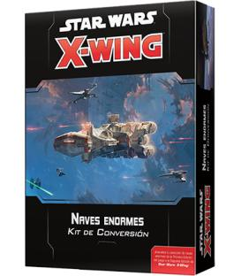 Star Wars X-Wing 2.0: Naves Enormes (Kit de Conversión)