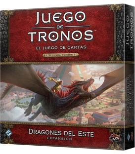 Juego de Tronos LCG (2ª Edición): Dragones del Este