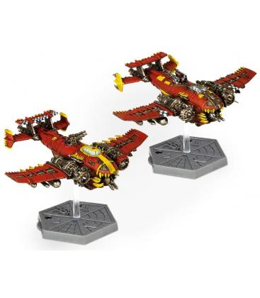 Aeronautica Imperialis: Ork Air Waaagh! (Eavy Bommers)