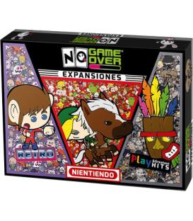 No Game Over: Expansiones
