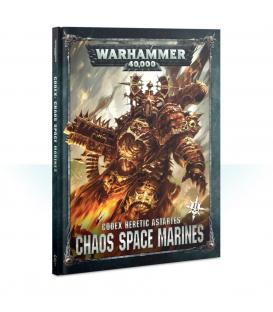 Warhammer 40,000: Codex Chaos Space Marines (Heretic Astartes) (Inglés)