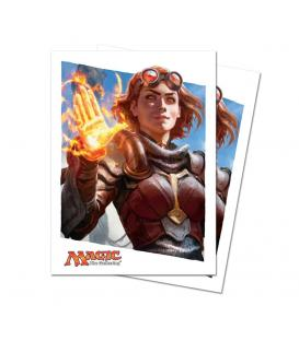Magic the Gathering: Fundas Ilustradas Ultra Pro Oath of Chandra (80)