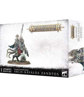 Warhammer Age of Sigmar: Ossiarch Bonereapers (Arch-Kavalos Zandtos)
