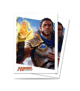Magic the Gathering: Fundas Ilustradas Ultra Pro Oath of Gideon (80)