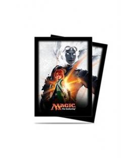 Magic the Gathering: Fundas Ilustradas Ultra Pro Chandra Nalaar Origins (80)