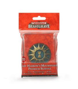 Warhammer Underworlds Beastgrave: Lady Harrow's Mournflight (Premium Sleeves)