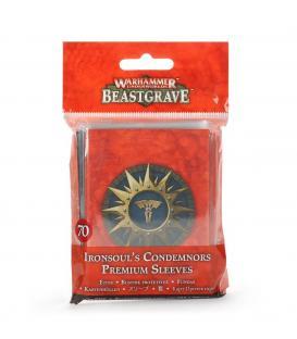 Warhammer Underworlds Beastgrave: Ironsoul's Condemnors (Premium Sleeves)