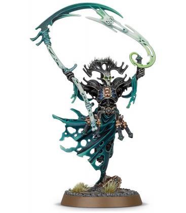 Warhammer Age of Sigmar: Ossiarch Bonereapers (Mortisan Soulreaper)