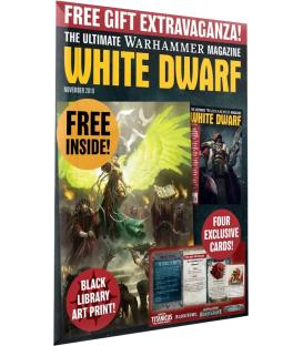 White Dwarf: November 2019 (Inglés)