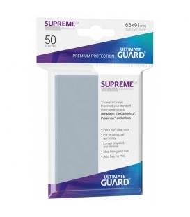 Fundas Ultimate Guard (66x91mm) SUPREME UX - Transparente (50)