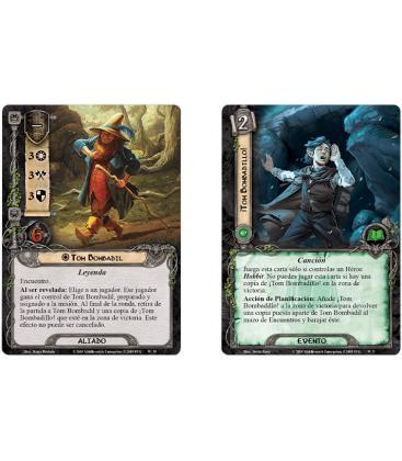 El Señor de los Anillos LCG: Ira y Perdición / La Venganza de Mordor 1